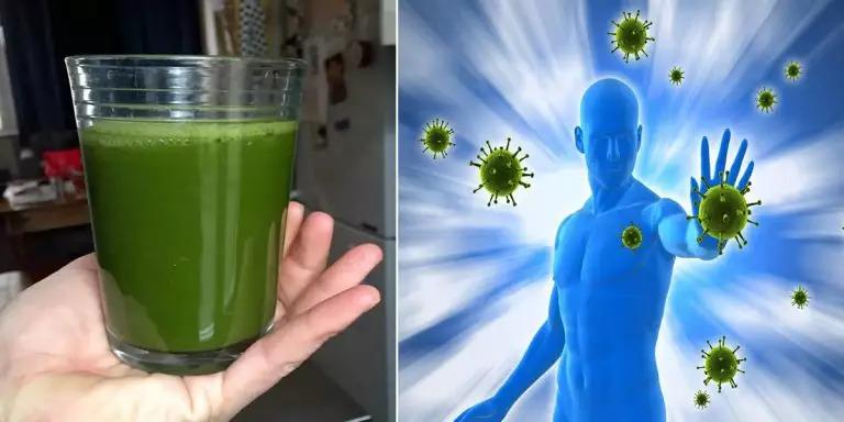 Suc pentru a stimula imunitatea: întărește organismul și apărarea organismului
