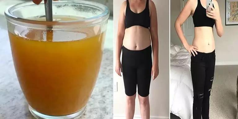 Ceaiul de turmeric cu scorțișoară: ajută la pierderea în greutate și la dezumflarea organismului