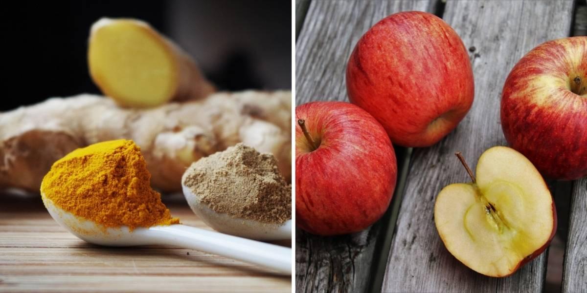 Ceai de mere cu șofran: antiinflamator și crește imunitatea
