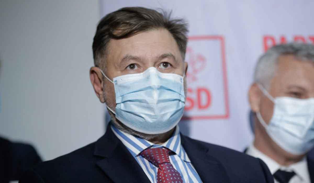 Alexandru Rafila: De ce este nevoie de a doua doza de vaccin anti- Covid