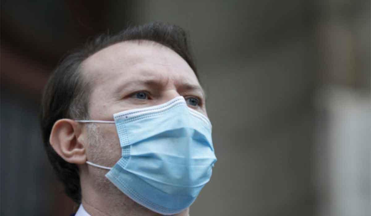 """Premierul Florin Citu: """"Se tot spunea ca lumea nu vrea sa se vaccineze, dar ieri sa vazut foarte clar ca romanii vor sa se vaccineze"""""""